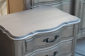 Metal Furniture Finishes Silver Furniture My Most Talked About Finish The Magic Brush