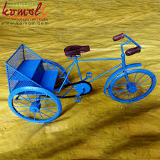 Bicycle Home Decor by Iron Metal Craft Bicycle Miniature Bike And Decorative Wrought