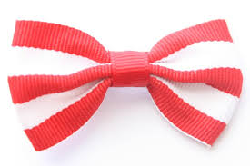 big christmas bows christmas big beautiful bows and white stripes 2 50