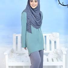blazer wanita muslimah modern muslimahclothing your labuh longgar specialist