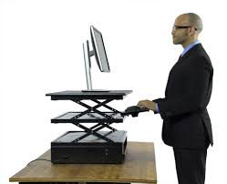 Sit Stand Desk Converter by Desk Sit To Stand Desk Converter Regarding Charming Standing