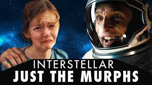 Just Meme - interstellar just the murphs supercut youtube