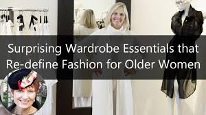 womens clothing fashion tips for tall women fashion for women over 60 surprising wardrobe essentials youtube
