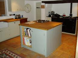 huntingdon cambridgeshire painted and oak shaker kitchen higham