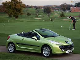 peugeot 207 convertible peugeot 207 cc free here