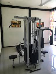 flower garden gym no free weights as mentioned on their site
