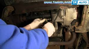 how to fix 4wd front axle cable gmc sonoma chevy blazer 1aauto com