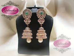 Home Design Free Diamonds Royal Diamond Jhumki Design Code J 56 From Bridal Collection 2015