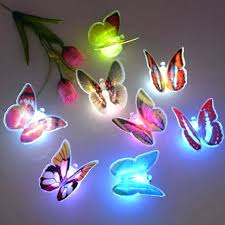 christmas light suction cups christmas light suction cups mini decoration butterfly night light