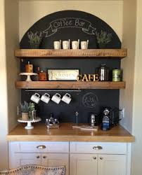Coffee Bar Cabinet Home Coffee Bar Cabinet Kitchen With Ideas Inviting Design Home