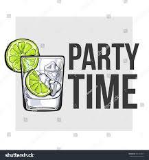 vodka soda glass gin vodka soda water ice stock vector 531422347 shutterstock