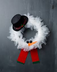 26 diy tutorials and ideas to make a snowman wreath guide patterns