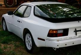 parts for porsche 944 1985 porsche 944 parts car no title for sale photos technical