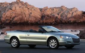 2004 chrysler sebring information and photos zombiedrive