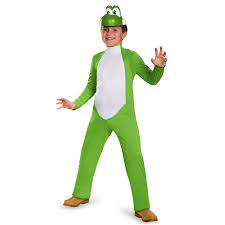 mario and luigi halloween costumes party city buy super mario bros deluxe yoshi costume for kids