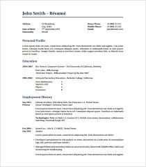 Resume Template Tex Latex Resume Templates Health Symptoms And Cure Com