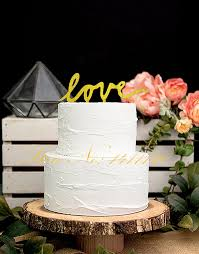 bling wedding cake toppers free shipping bling bling gold wedding cake topper for
