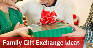 8 fun family gift exchange ideas white elephant rules