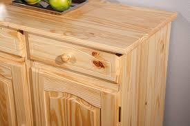 credenza in pino links credenza in pino 43 x 130 x 87 cm it casa e cucina