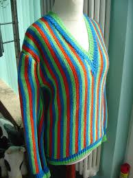 Ernie Bert Halloween Costumes Custom Knitted Bert Sweater Adults Men Women