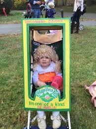 Cabbage Patch Kids Halloween Costume November 2014 Deborahwoodmurphy