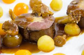 cauchemar en cuisine recette magret de canard farci au foie gras sauce au raisin de philippe