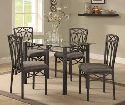 home interiors kennesaw 5 dining table set by coaster at home interiors
