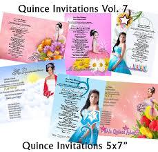 quinceanera invitations template u2013 24 free psd vector eps ai