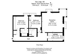 oak lodge chantry square london 2 bed flat 2 300 000