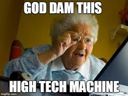 Tech Meme - grandma finds the internet meme imgflip