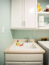 Laundry Room Sink Vanity by Cheap Utility Sink With Cabinet For Laundry Room Attractive