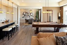 Media Game Room - belvedere at bellevue the mccartney with basement home design