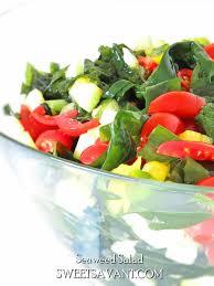 seaweed salad sweetsavant com america u0027s best food blog salads