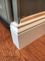 how to trim cabinets how to add molding to cabinets for a gorgeous finish
