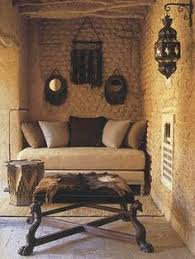 create a moroccan day bed or decorate a bench with a soft cushion