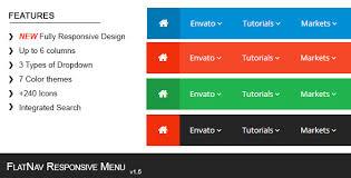 website menu design top 14 brilliant website menu bar tools for your next web design