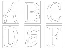 printable letters cut out 20 awesome letter template cut out pictures complete letter template