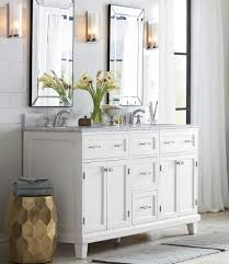 bathroom cabinets bathroom mirrors pottery barn bathroom ideas