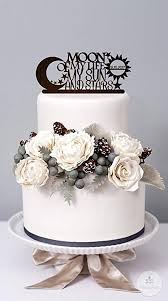 gamer cake topper wedding cake topper moon of my my sun and