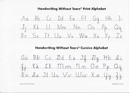 handwriting without tears cursive worksheets worksheets