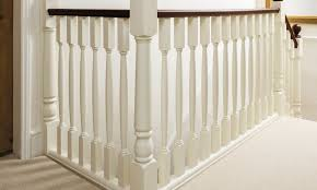 Painted Banisters Traditional Painted Staircase Neville Johnson