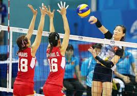 bong nu đội tuyển bóng chuyền nữ quốc việt nam tập trung