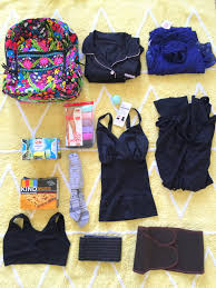 diary of a fit mommywhat u0027s in my hospital bag the second time
