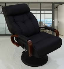 Office Chair Recliner Furniture Office Mfo High Back White Leather Executive Reclining