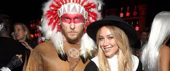 Halloween Costumes Maryland Hilary Duff Apologizes Controversial Halloween Costume Abc