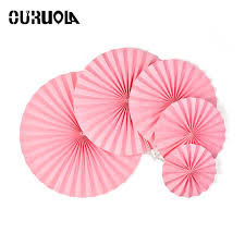 cheap paper fans ouruola mix 6 8 10 12 14 cheap paper fans wedding tissue