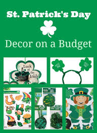 s day décor for less from dollar tree