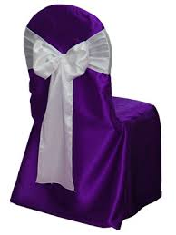 purple chair covers 90 square top satin banquet chair covers wedding