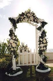 Wedding Arch Greenery Wedding Arches