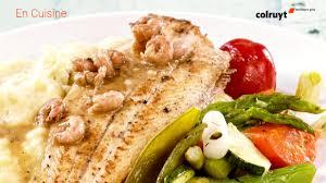 colruyt recettes de cuisine recette sole aux légumes poêlés purée colruyt